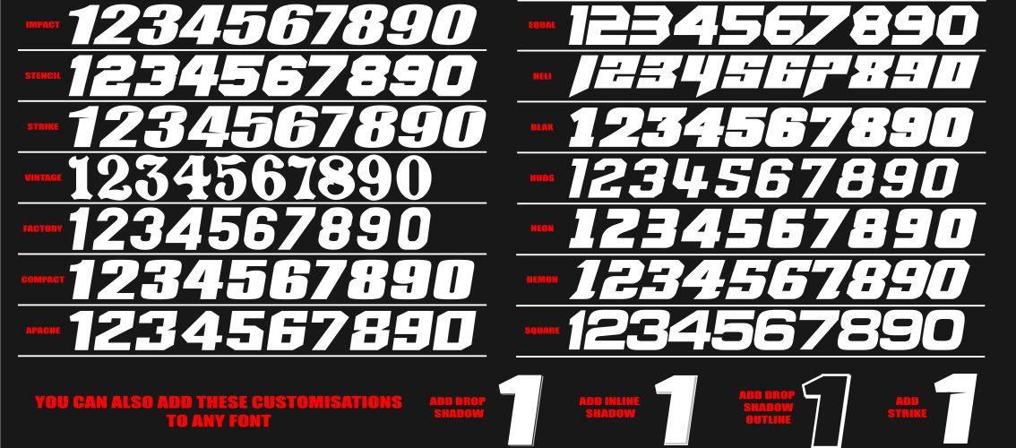 NineTwoDecals | Motocross, Supercross, Enduro,Super Motard