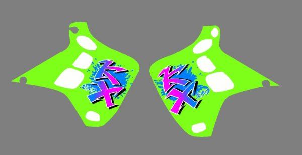 kx '90 stock