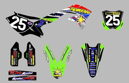 SPLITFIRE KXF '99